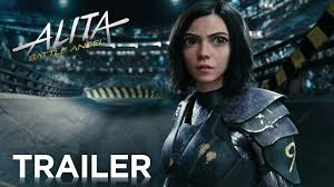 <b>Alita</b>: <b>Battle Angel</b> | Official Trailer – Battle Ready [HD] | 20th Century ...