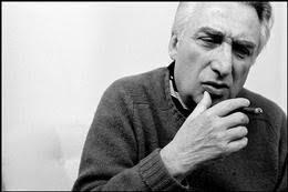 Ferdinando Scianna 1977. FRANCE. Paris. 1977. French writer and semiologist Roland BARTHES. - NYC106507