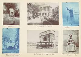 kodak and the rise of amateur photography  essay  heilbrunn  album of  views of a french family amp their travels