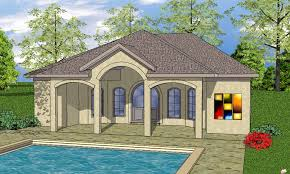 House Plan   Beach Coastal bedroom   bath Sq Ft    House Plan   Beach Coastal bedroom   bath Sq Ft Design    quot The Addition quot    Pinterest   Pool Houses  House Elevation and Pools