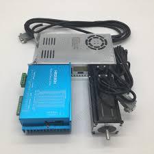 3Nm <b>Nema23 57MM</b> AC DC DSP Closed Loop <b>Stepper Motor</b> Driver ...