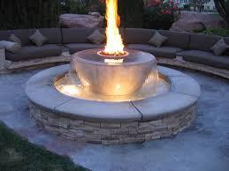 pit ideas backyard patio