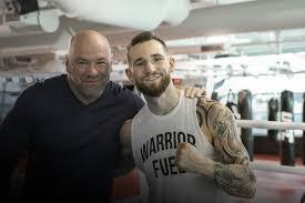 The Origin Of Cody Crowley | UFC