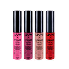 <b>Блеск для губ</b> NYX Professional Makeup <b>INTENSE</b> BUTTER GLOSS