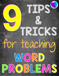 tips and tricks for teaching word problems to be teaching and math word problems elementary students solving math word problems online tools best kids pro ed inc manhattan school apologizes after assigning