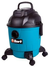 Профессиональный пылесос <b>Bort</b> BSS-<b>1218</b> 1200 Вт — купить по ...