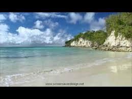 <b>Морской прибой</b> - Nature Relax Screensaver, Marie Galante ...