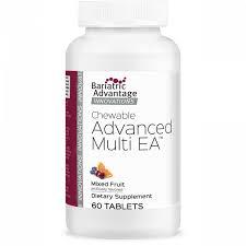 <b>Advanced</b> EA <b>Multivitamin</b> (2 Flavors) | Bariatric Advantage, Inc.