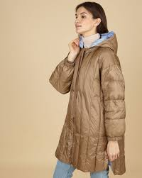 Hooded puffer <b>jacket</b> — <b>12Storeez</b>
