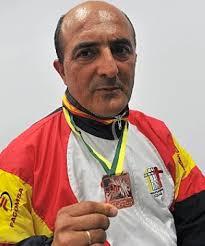 El lorquino Mateo Ruiz gana una medalla de bronce en los mundiales para ... - 2027627