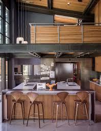 two tones natural modern kitchen natural classic wooden cherner counter stools natural wooden furniture cherner furniture