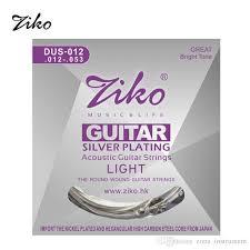 2019 012 053 <b>ZIKO DUS</b> 012 <b>Acoustic</b> Guitar Strings Guitar Parts ...