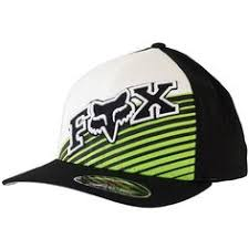 Fox Counteractive Flexfit Cap green | Кепка