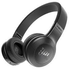 Купить <b>Наушники</b> Bluetooth <b>JBL E45BT</b> Black (JBLE45BTBLK) в ...