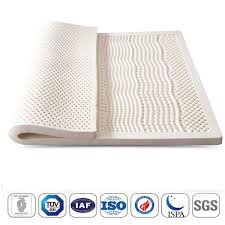 5CM <b>Thickness</b> Russian Size Natural Latex Mattress Cervical ...