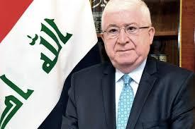 President receives Credentials of Slovakian Ambassador to Iraq