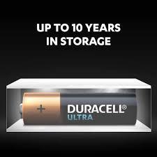 <b>Duracell Ultra LR6 AA</b> 1.5V Alkaline Batteries 8 pack | Wilko