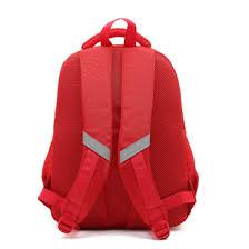 Speaking, <b>Школьный рюкзак Action</b> красный
