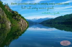 Earth Day Quotes - Simply Stacie via Relatably.com