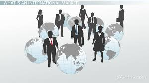 internet and global marketing ecommerce on an international scale international market definition explanation
