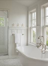 Unique White Country Bathroom Ideas Design With Classic And Affordable Subway Intended Beautiful