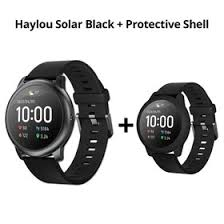 <b>New Haylou</b> Solar LS05 1.28 inch TFT Touch Screen Smartwatch ...