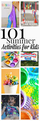 summer activities to do kids 101 summer activities for kids