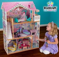 kidkraft barbie dollhouse with furniture 100 shipped barbie furniture dollhouse