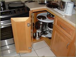 Kitchen Cabinets Lazy Susan How To Install A Lazy Susan In A Corner Cabinet Cabinet Pabburi