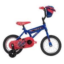 <b>Marvel</b>® Spider-Man® Kids <b>Bike</b> by Huffy <b>30cm</b>