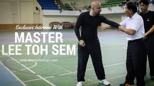 video interviews the martial man master lee toh sem chu kar kungfu