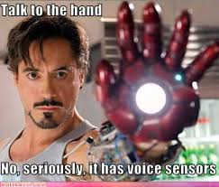 iron-man-meme | Avengers memes via Relatably.com