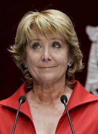 Según la revista Interviu la presidenta de la Comunidad de Madrid , Esperanza Aguirre y su marido poseen bienes por valor de 6,2 millones de euros en cuatro ... - esperanza_aguirre1