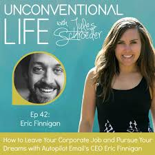 steps to prep for leaving your job to start a new business unconventional life jules schroeder ep 42 how to leave your corporate job