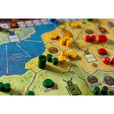Falling Sky: The Gallic Revolt Against Caesar, 2nd ... - GMT Games