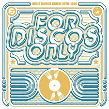 <b>Various Artists - For</b> Discos Only: Indie Dance Music From Fantasy ...