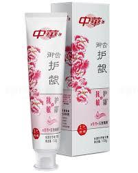 <b>Zhong</b> Hua <b>зубная паста</b> 130г с пионом д/чувствительных зубов и ...