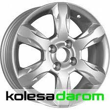 Купить колесный диск <b>КиК Серия Реплика</b> КС693 (15 Almera G11 ...