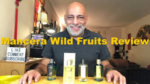 <b>Mancera Wild Fruits</b> (2011) REVIEW + TWO 5ml Decants ...
