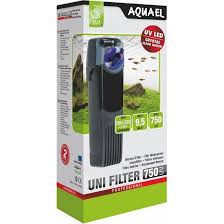 Внутренние <b>фильтры</b> Aquael <b>Aquael Unifilter 750</b> UV POWER ...