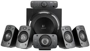 logitech z906 speaker system review amazoncom logitech z906 surround sound speakers