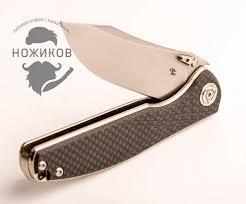 <b>Нож универсальный Бер</b>, <b>N690</b>, орех - купить по цене 5110 руб. с ...