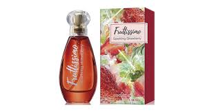 <b>Brocard</b>. Fruttissimo <b>Sparkling Strawberry</b> - <b>туалетная</b> вода