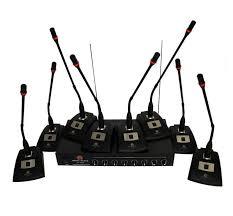 Купить Конференционная радиосистема Arthur Forty F-8800 PSC ...