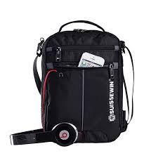 Swiss <b>Shoulder Bag Leisure</b> Briefcase Small Messenger <b>Bag</b> for 9.7 ...