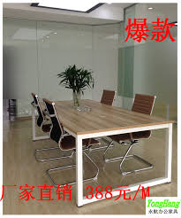 cheap home office furniture conference table long table office furniture modern minimalist modern conference table cheap home office furniture