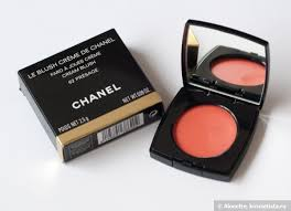 Chanel Le Blush <b>Creme</b> De Chanel <b>Cream</b> Blush — (<b>кремовые</b> ...