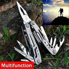 Creative 15 IN 1 Multi Tools <b>Folding Pliers Camping</b> Multi Tools ...