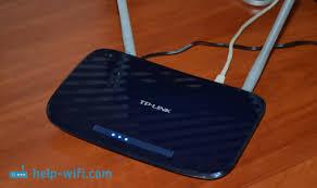 Настройка <b>Wi</b>-<b>Fi роутера TP-LINK Archer</b> C20 (AC750)