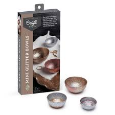 <b>Craft</b> Crush Glitter Bowls <b>DIY</b> Art & <b>Craft</b> Kit : Target